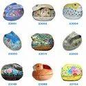 Hand Painted Ecofriendly Paper Mache Rabbit Animal Shape Jewellery Trinket Keepsake Boxes