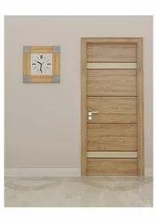 Brown 84 DK 175 V M006/026 Dormak Laminated Door For Home, Size/Dimension: 81*33