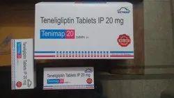 Teneligliptin Tablet 20 mg