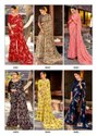 Designer Fancy Chiffon Saree