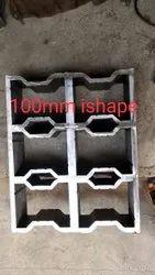Vindhya engineering Cement I Shape Paver Block, For Landscaping