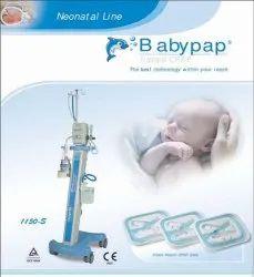 BABYPAP MODEL 1150S bubble CPAP