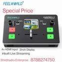 FeelWorld LIVEPRO L1 Multi Camera Video Mixer Switcher