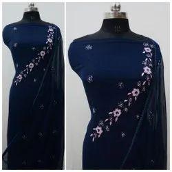 Georgette Non Catalog Dress Materials