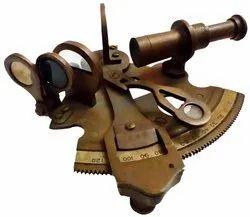 TORA Brass Sextant Compass