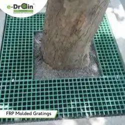 Green FRP Molded Grating