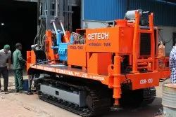 Crawler Mounted Core Drill Rig