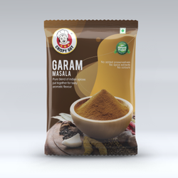 Crispy Day Garam Masala Powder, Packet