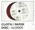 Clothe Paper Disc Aloxide