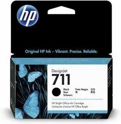 HP INK CARTRIDGE 711 BLACK