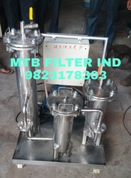 Sugarcane Juice Filter Machine