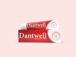 Dantwell Fluoride Anticavity Toothpaste, Packaging Size: 200 Gram
