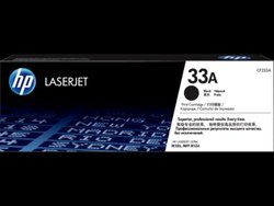 33A HP Laserjet Toner Cartridge