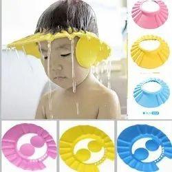 NON Plastic Baby Shower Cap