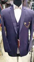 Blue Boy Mens Wedding Coat Suits