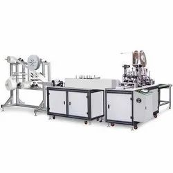 3 Ply Fully Automatic Mask Making Machine