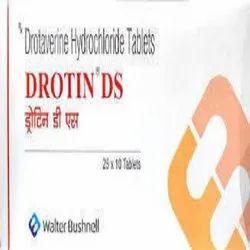 Drotin DS tablet  ( Drotaverine Tablets )