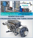 Siemens Solid Edge Xpressroute - Streamlined Piping And Tubing Design Software