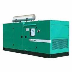 Cummins 650 kVA QSK19 Series Prime Diesel Generator C650D5P, Three Phase