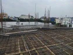 Ready Mix Concrete Factory Building Construction Service, Pan India