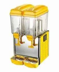 Cold Juice Dispenser 2 Jar