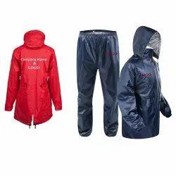 Customize Raincoat Set For Mens