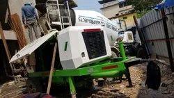 Concrete Pumps Rental Services