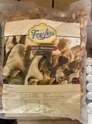 A Grade Dry Oyster Mushroom, Packaging Size: 1 kg