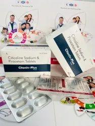 Citicoline Sodium And Piracetam Tablets