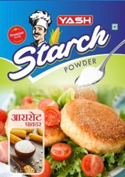 Indian Yash Starch Powder, Packaging Size: 1 Kg, High in Protein