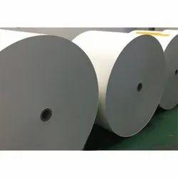 White PE Coated Paper, GSM: 140, Single