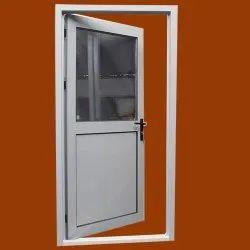 Hinged Aluminium Window