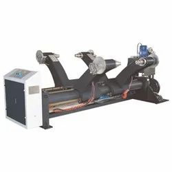 SCRL-01 Hydraulic Shaftless Reel Loading Stand