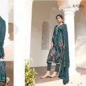 Designer Fancy Semi Stitched Salwar Suit