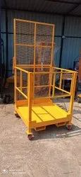 Customized-Movable-Man-Lift-Cage