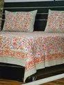 Hand Block Print Bedsheet