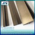 75MM T-Profile, Rosegold Hairline, Stainless Steel T-Profiles, All Colors & Finish Available
