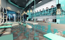 Bar Interior Designing Service