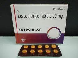 Levosulpiride Tablets 50 Mg