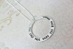 Custom Quote Jewelry