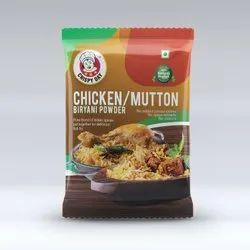 Crispy Day Chicken Mutton Biryani Masala, Packaging Size: 20 g, Packaging Type: Packets