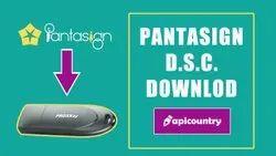 Pantasign Class 3 Digital Signature Service