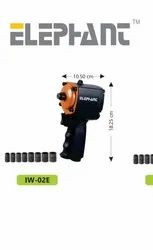 1/2 Inch Pneumatic Impact Wrench