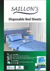 Disposable PP Nonwoven Medical Bed Sheet