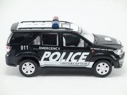 Centy Police Fortune Interceptor Car, No. Of Wheel: 4 Wheel
