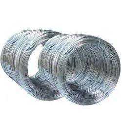 Silver Mild Steel Wire, For Construction, Thickness: 10 Mm