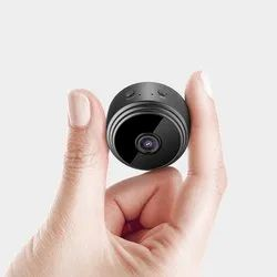 HD Mini SPY-CAM Wireless With Wi-fi And Supports 128 GB Card Hidden Camera
