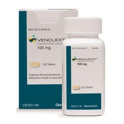 Venclexta Venetoclax 100 Mg Capsules