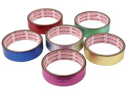 Backing Material: Bopp Color: Multiple Colours Decorative Tape