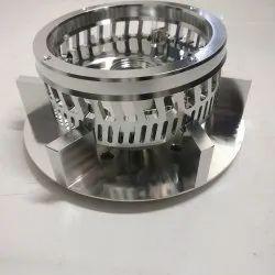 FINE INDUSTRIES Three Phase Rotor Stator, For Industriess Mashine